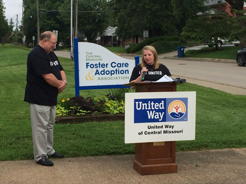 Now partnering with the United Way!