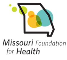 MO FOUNDATION FOR HEALTH